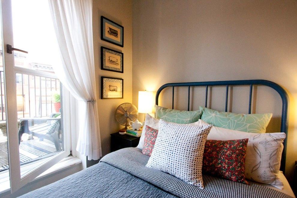 Квартира-студия почти 31 м в Нью-Йорке.