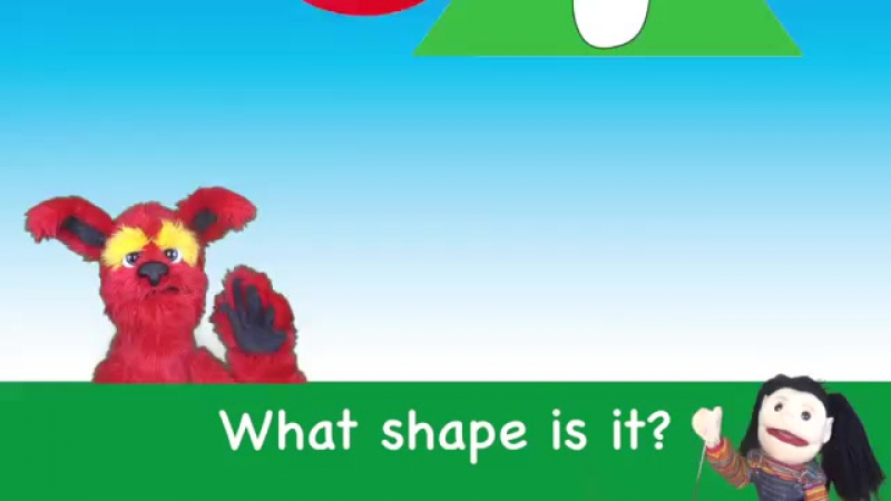 What Shape Is It- Song - Learn 8 Shapes with Lyrics - Learn English Kids