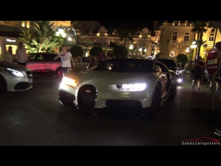 CoD  Arab Bugatti Chiron driving on the Road !