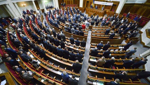 Верховная рада закончила с Савченко и взялась за Крым