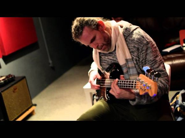 Blackstar bassist Tim Lefebvre in memory of D.B. and D.E.