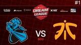 Newbee vs Fnatic RU #1 (bo3) DreamLeague Season 9 Minor 24.03.2018