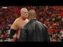 Batista and Kane Segment the WWE Universe 2010.