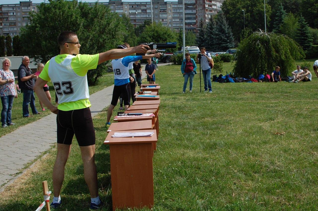 В Таганроге состоялись соревнования по лазер-рану