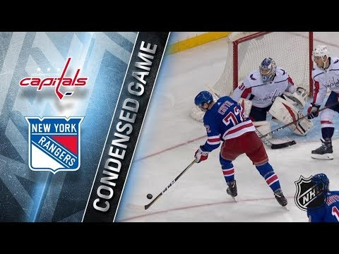 Washington Capitals vs New York Rangers – Mar. 26, 2018 | Game Highlights | NHL 2017/18. Обзор