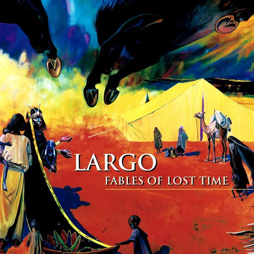 Largo альбом FABLES OF LOST TIME