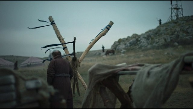 Золотая орда - 14 серия, русский сериал