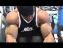 Minnesota Monster Ryan Fulton Trains Chest And Biceps !