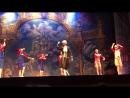Александра в танце гномиков с Балетом С-Петербурга Щелкунчик