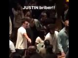 August 4: Fan taken video of Justin in Los Angeles, California.