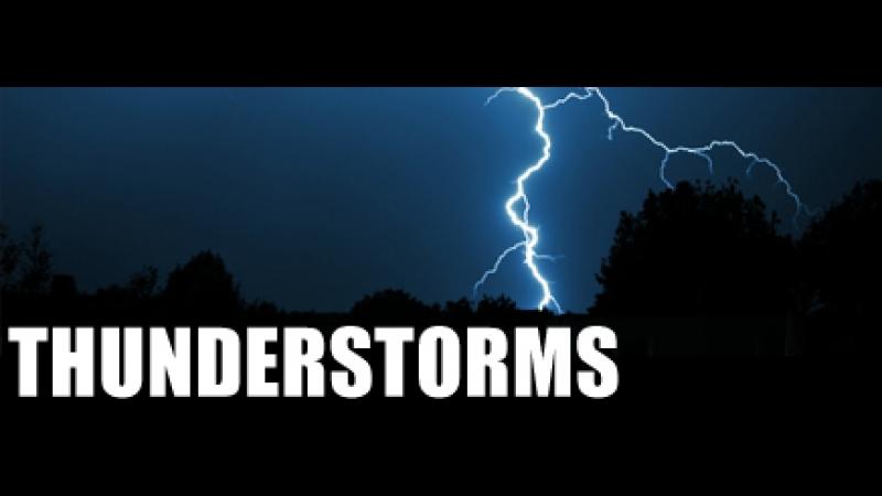 - Thunderstorm -