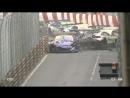 16 спорткаров попали в аварию на гонке