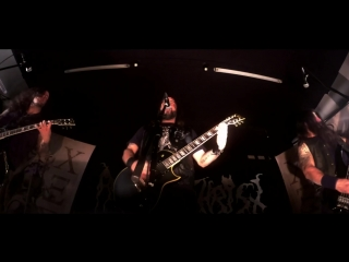Rotting Christ - The Sign of Evil Existence (Live at Artworks Studios) | TV WAR Live Sessions