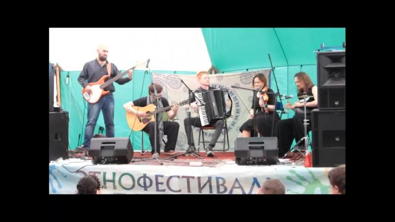 Djaya - 5/8 (Небо и Земля cover)