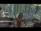 ПРОБЛЕМЫ С ЛОШАДЬЮ (The Elder Scrolls Skyrim)