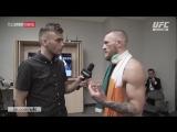Mayweather vs McGregor: Интервью Конора МакГрегора