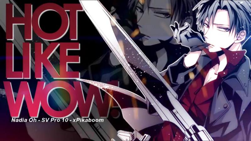 [AMV] Hot Like WOW - Eren x Levi » Freewka.com - Смотреть онлайн в хорощем качестве