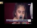 """Песня сирийской девочки """"Верните нам детство, верните нам мир"""" заставила плакать весь зал"""". Ghina Bu Hamdan - Give Us Childhood"""