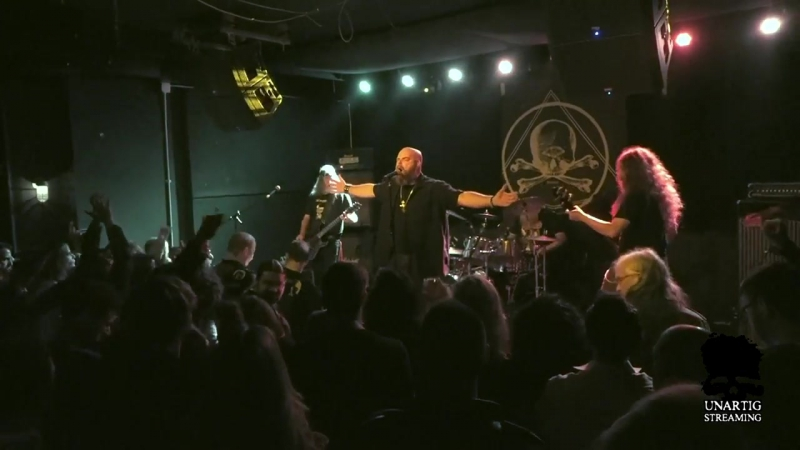 Manilla Road - Live at Saint Vitus on October 25, 2017