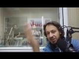 Алексей Психический о моём массаже ( прямой эфир на радио Самара Максимум )