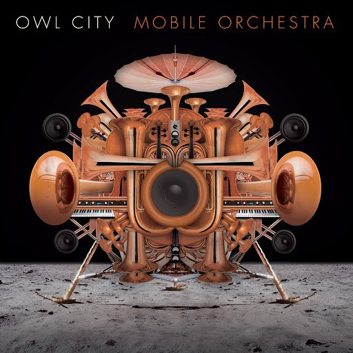 Owl City альбом Mobile Orchestra (Track By Track Commentary)