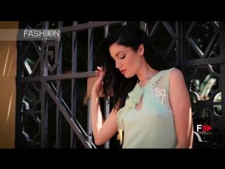 Luxury Beachwear RITRATTI Summer 2017 - Fashion Channel (1)