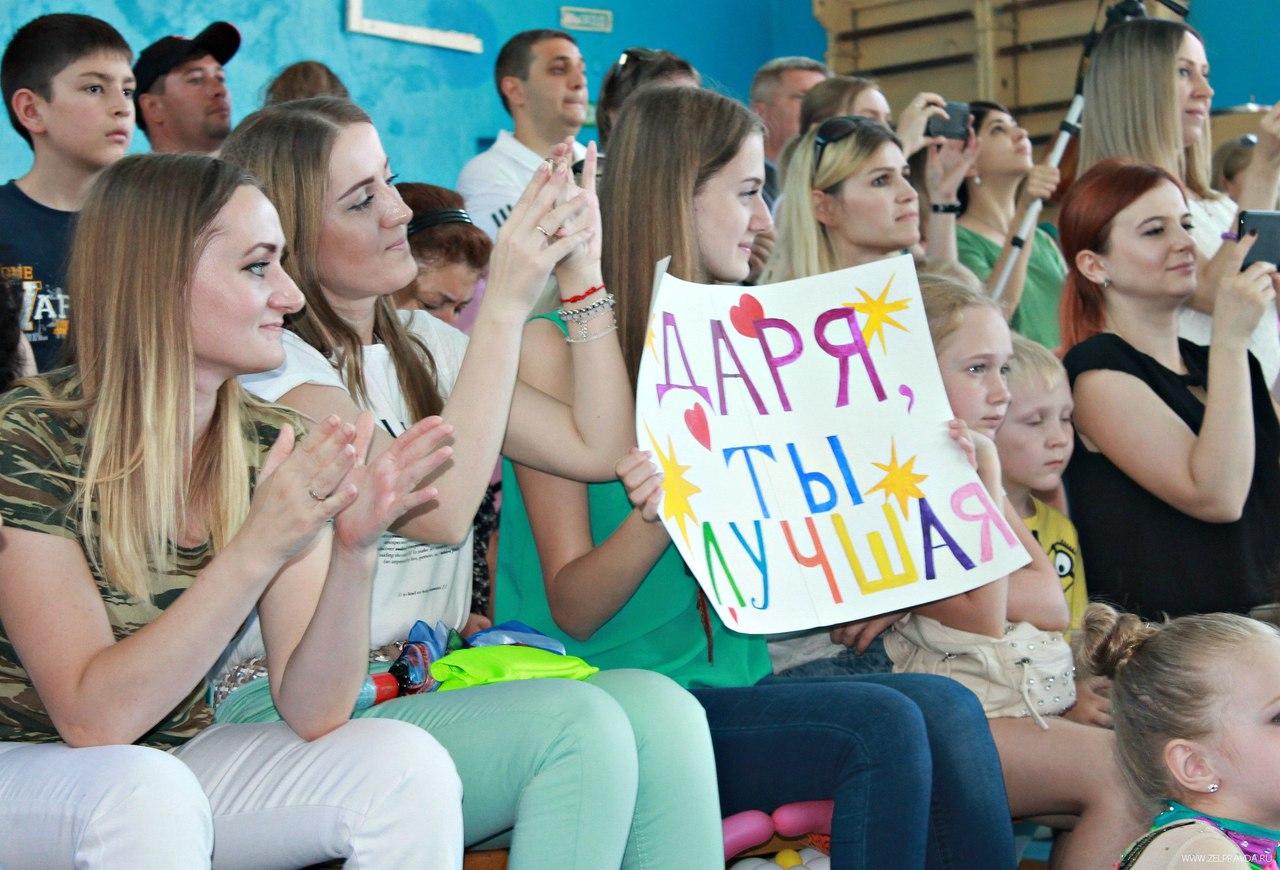 В Зеленчукской прошло первенство района по художественной гимнастике