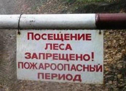 В Зеленчукском и Урупском районах ожидается высокая пожароопасность