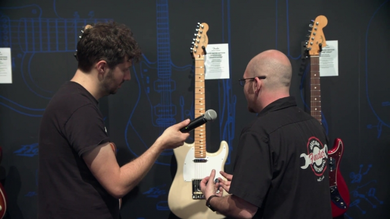 Fender Parallel Universe Limited Edition Electric Guitar Series - Winter NAMM 2018