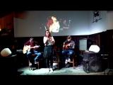 Reira &amp Chris - Ласточка (live acoustic cover by Анна Пингина)