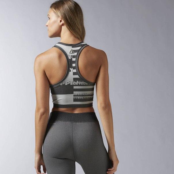 Спортивная майка Yoga Seamless