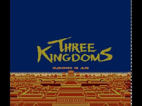 NES Longplay [745] Three Kingdoms - Battle of Red Cliffs (Fan Translation / Unlicensed)