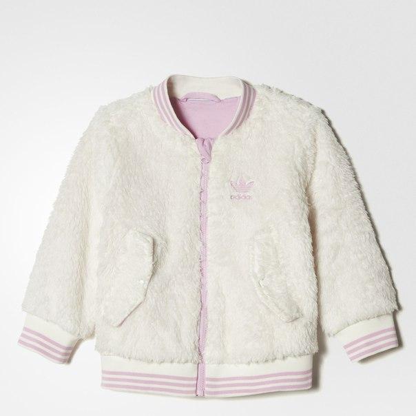 Куртка-бомбер Teddy