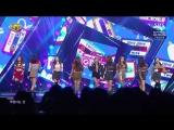 171126 Twice - Likey @ Inkigayo. + Twice занимают первое место на Inkigayo и получают свою седьмую награду с Likey.