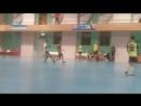 ЧГфз - U13 ДЮФК Голкипер -2 - СК Титан 2:3 І тайм 28.01.2018 Спорткомплекс Мотор Сич