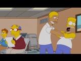 Воспитание Гомера Симпсона.