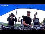 B2b session with Ann Clue at Smiling Sun Open Air 2017 - by BORIS BREJCHA!!!
