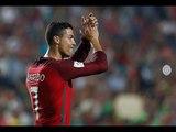 Португалия - Египет 2-1 Обзор Матча & Лучшие Моменты 24/03/2018 HD