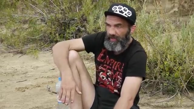 РОНИН - история бездомного бойца АЛИ-БАБА
