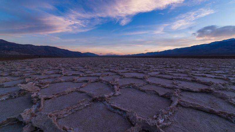 Долина Смерти (Death Valley) США