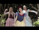 SNOW WHITE vs ELSA_ Princess Rap Battle (Whitney Avalon ft. Katja Glieson) _explicit_
