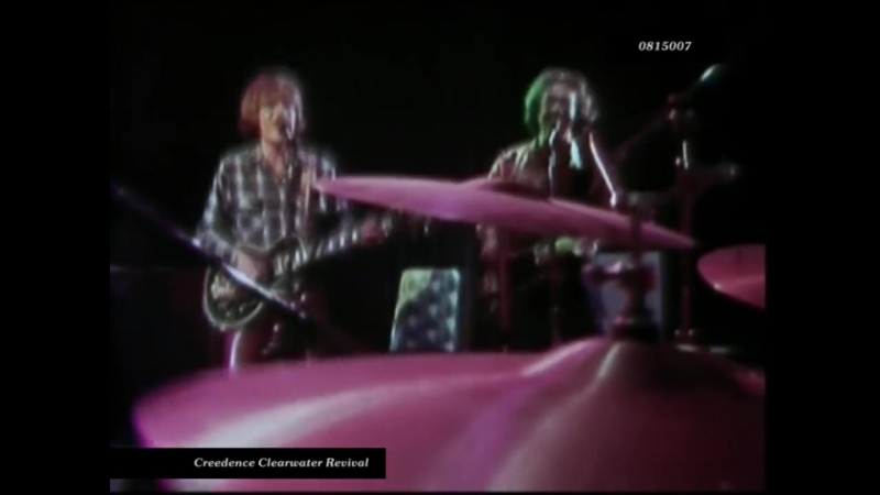 Creedence Clearwater Revival I Heard It Through The Grapevine 1970 0815007 720p