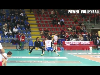 Best Of Jenia Grebennikov - The Best Volleyball Libero (HD)