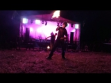 Iron Forest Fest Fire Show 1