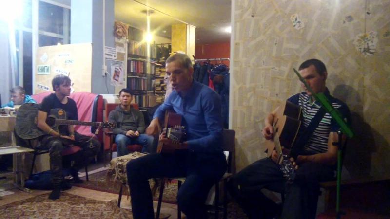 Bamboleo Гитарник в Зелёной Лампе 12 11 2017