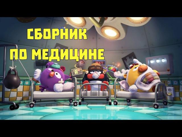 Сборник по медицине Смешарики ПИН код Познавательные мультфильмы