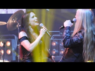 Raskasta Joulua - Tulkoon Joulu (Tarja sings with Marco for the first time after leaving Nightwish)