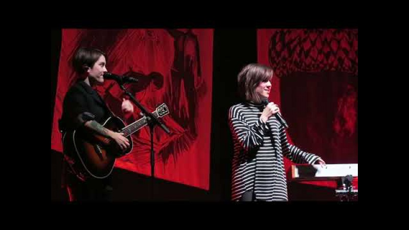 10/22 Tegan Sara - Forgetting Words Nineteen @ The Theatre at Ace Hotel, L.A. 10/23/17