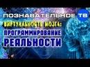 Виртуальность мозга программирование реальности Познавательное ТВ Дмитрий Мыльников