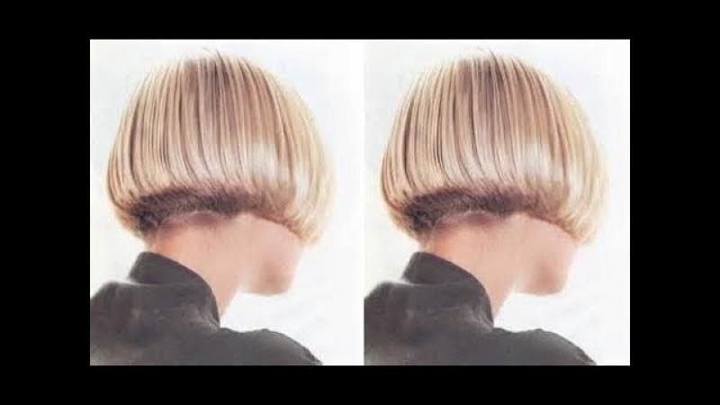 How to cut a Creative Bob Haircut step by step - Hairbrained